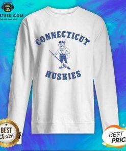 Happy Uconn Musket Husky 2021 Sweatshirt