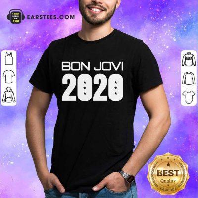 Nice Jerry Braden Bon Jovi 2020 Great Shirt