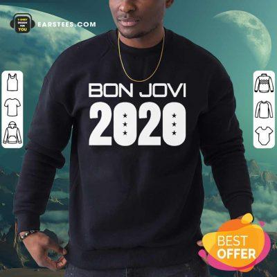 Nice Jerry Braden Bon Jovi 2020 Great Sweatshirt