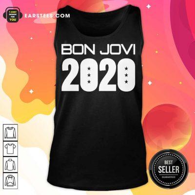Nice Jerry Braden Bon Jovi 2020 Great Tank Top
