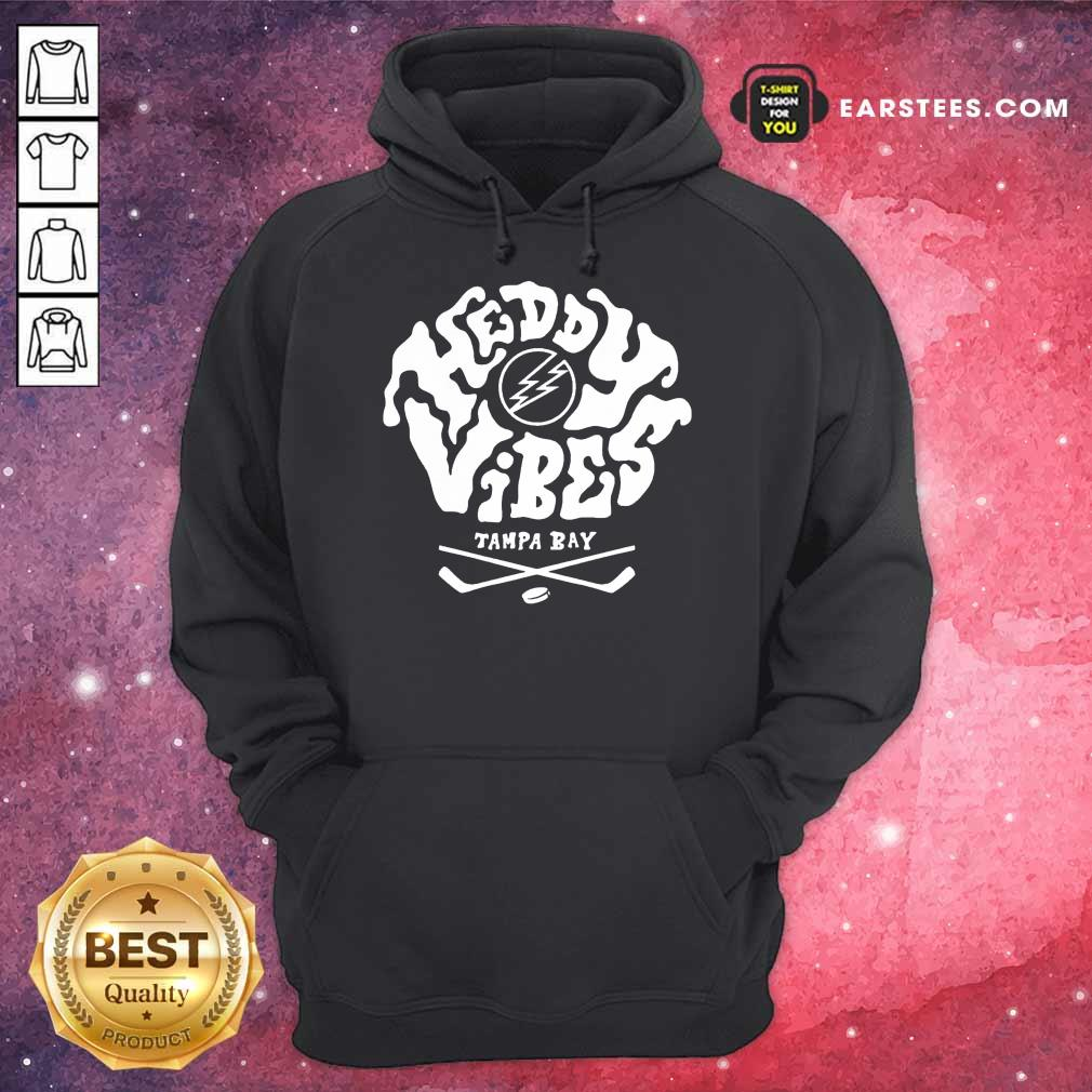 Official Heddy Vibes Tampa Bay Great 46 Hoodie
