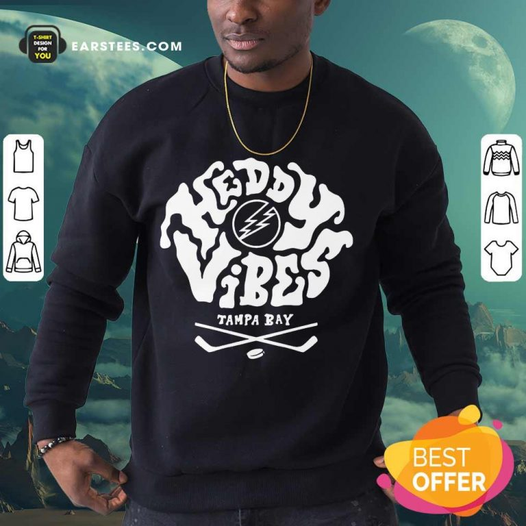 Official Heddy Vibes Tampa Bay Great 46 Sweatshirt
