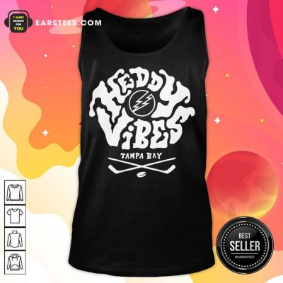 Official Heddy Vibes Tampa Bay Great 46 Tank Top