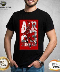 Original Air 23 Michael Jordan Poster Shirt