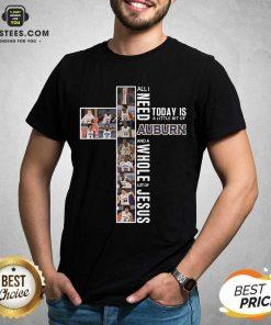 Original Cross Auburn Whole Jesus 2 Shirt