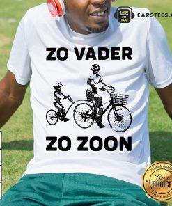 Original Family Biker Vader Zoon Great Shirt
