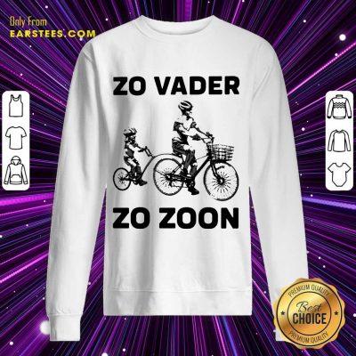 Original Family Biker Vader Zoon Great Sweatshirt