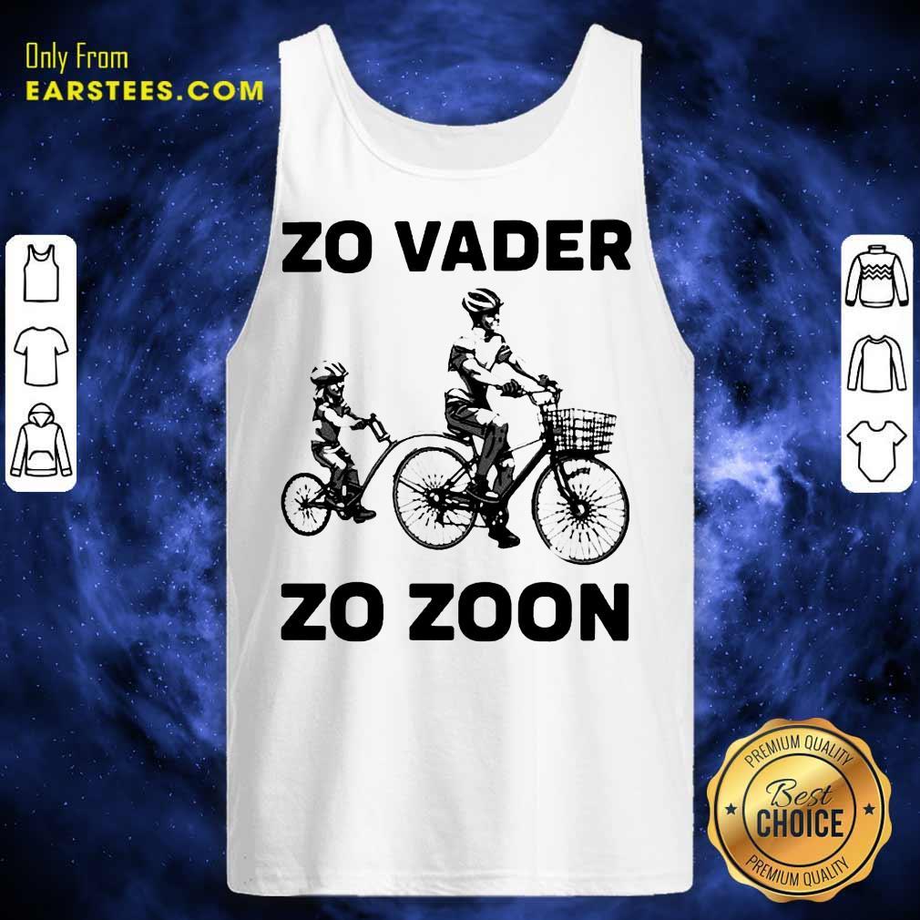 Original Family Biker Vader Zoon Great Tank Top