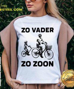 Original Family Biker Vader Zoon Great V-neck