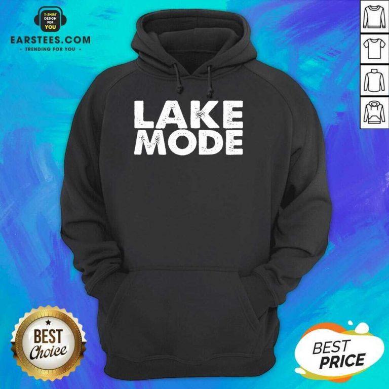 Original Lake Mode Overjoyed 2021 Hoodie