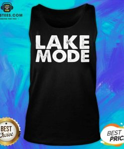 Original Lake Mode Overjoyed 2021 Tank Top