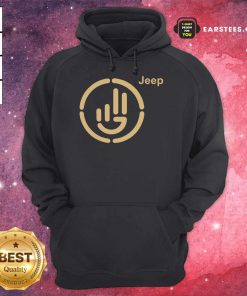 Perfect Jeep Wave Cloth Overjoyed 77 Hoodie
