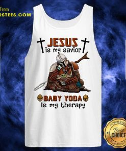 Perfect Star Wars Jesus Savior Therapy Tank Top
