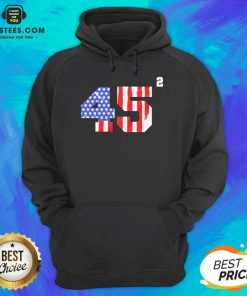 Pretty 45 Squared Second Team USA Hoodie