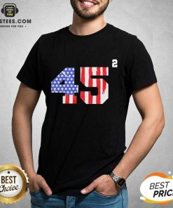 Pretty 45 Squared Second Team USA Shirt