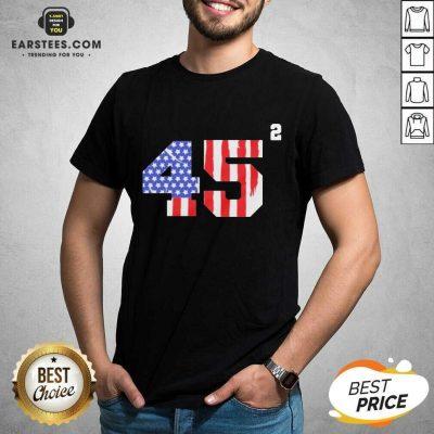 Pretty 45 Squared Second Team USA Shirt
