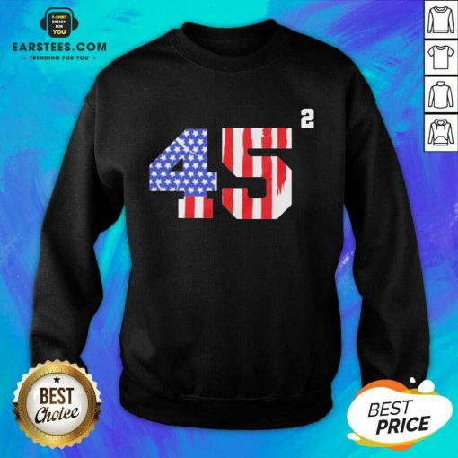 Pretty 45 Squared Second Team USA Sweatshirt
