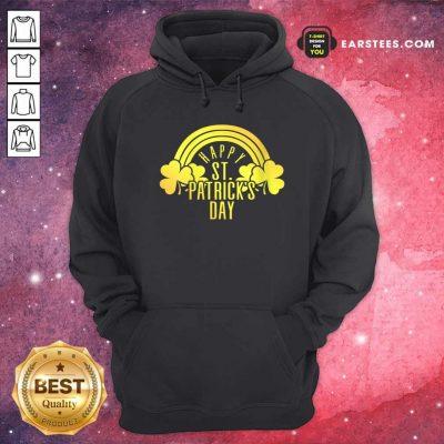 Happy Patricks Day Hoodie- Design By Earstees.com
