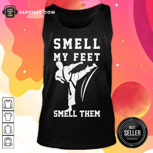 Pretty My Feet Taekwondo Terrific Tank Top