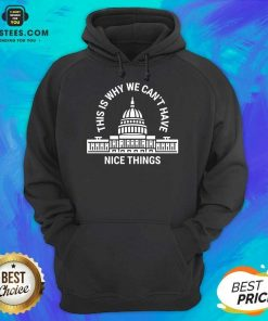 Pretty Why We Have Nice Things Positive Hoodie