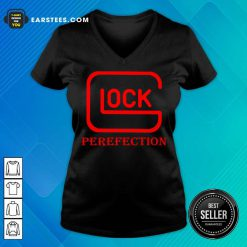 Top Glock Perfection Comfortable V-neck