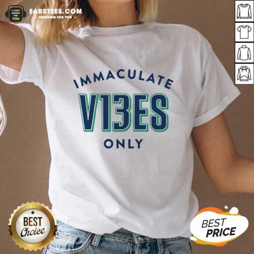 Top Immaculate V13ES Only Ecstatic V-neck