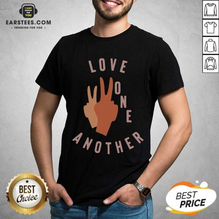 Top Old Navy Love One Another 2021 Shirt