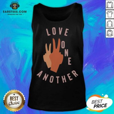 Top Old Navy Love One Another 2021 Tank Top