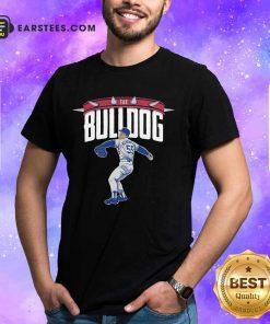 Top Orel Hershiser The Bulldog Great 55 Shirt