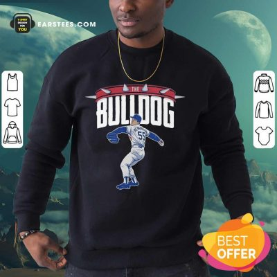Top Orel Hershiser The Bulldog Great 55 Sweatshirt