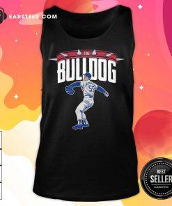 Top Orel Hershiser The Bulldog Great 55 Tank Top