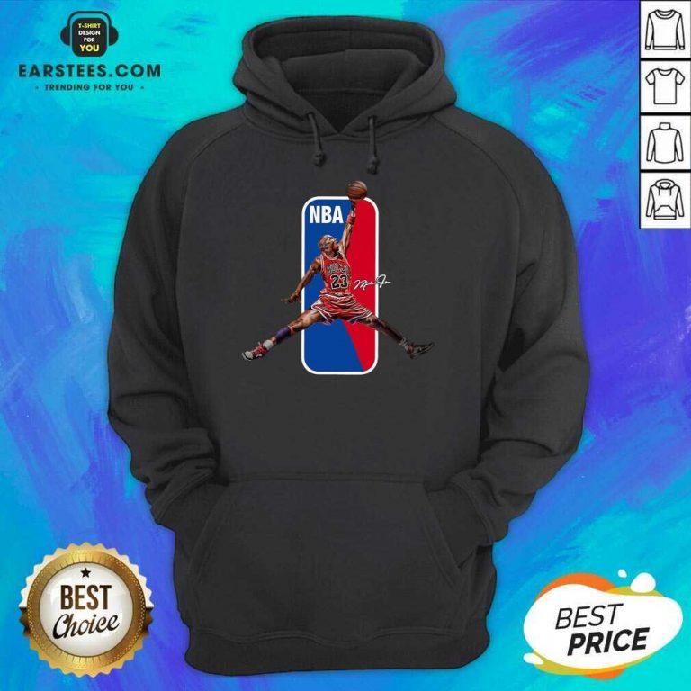 Vip 23 Michael Jordan Relaxed NBA Hoodie