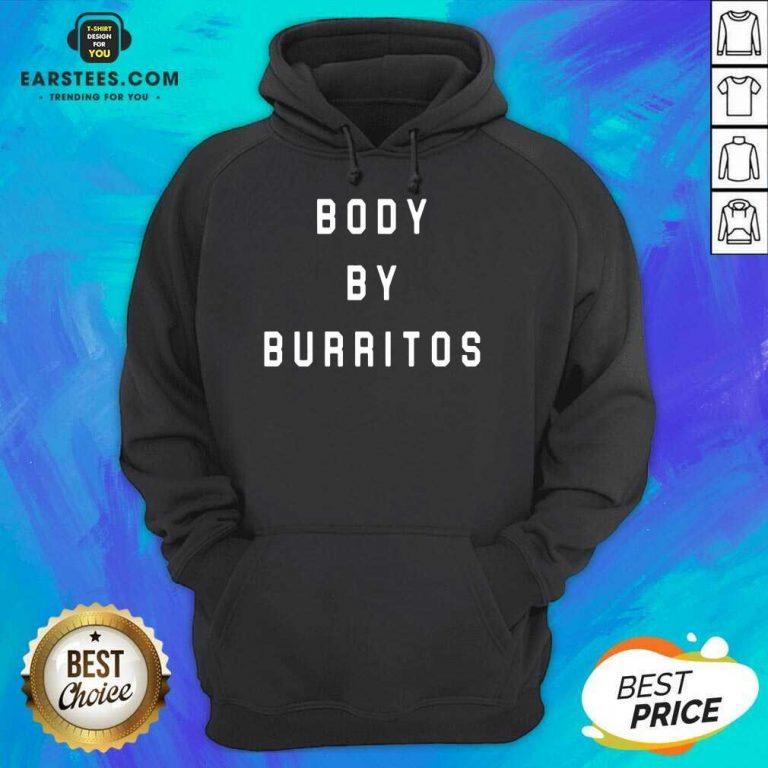 Vip Body By Burritos Surprised 752 Hoodie