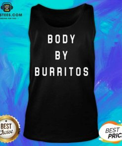 Vip Body By Burritos Surprised 752 Tank Top