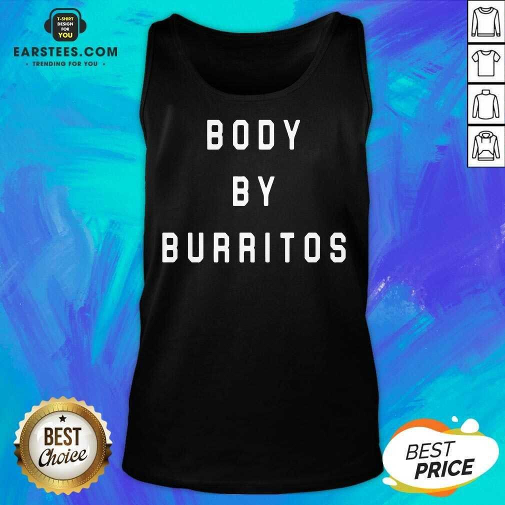 Vip Body By Burritos Surprised 752 Tank Top