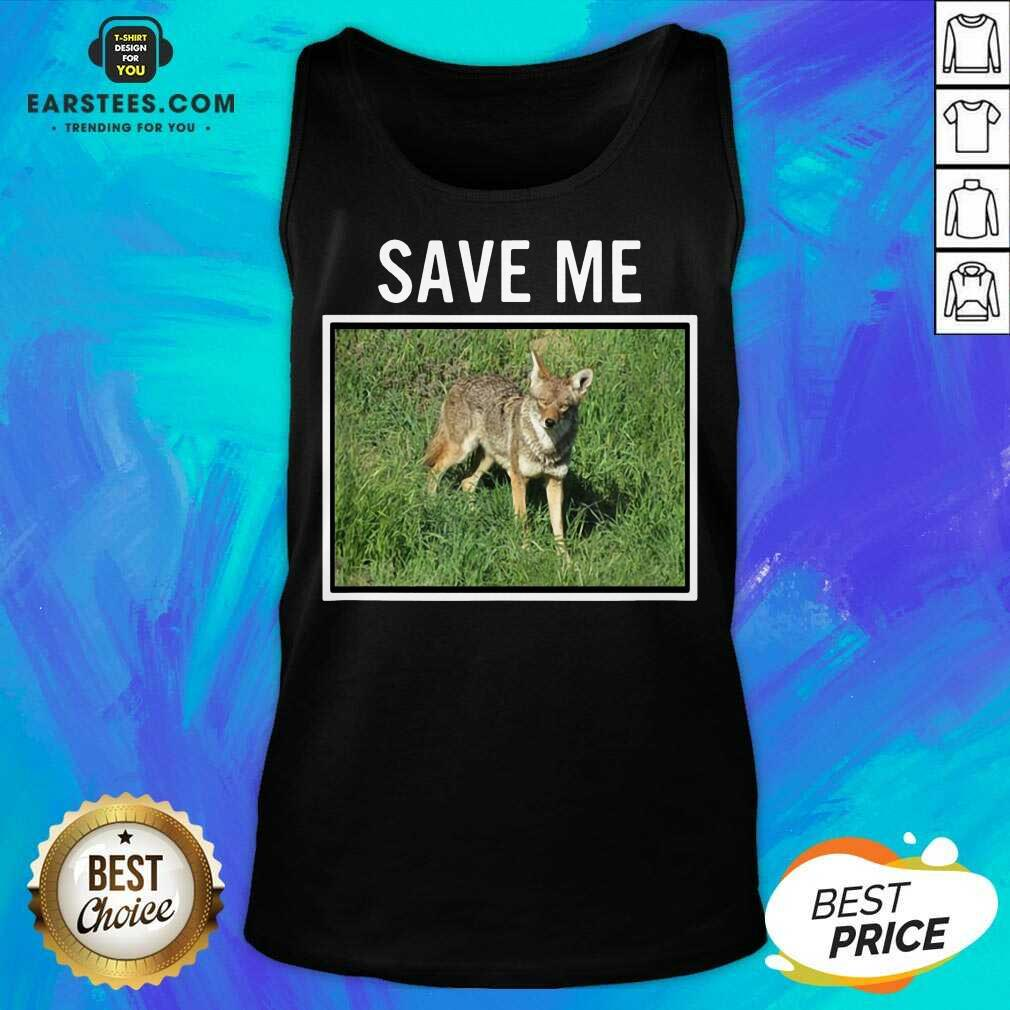 Vip Save Me Wild Dog Diego California Tank Top