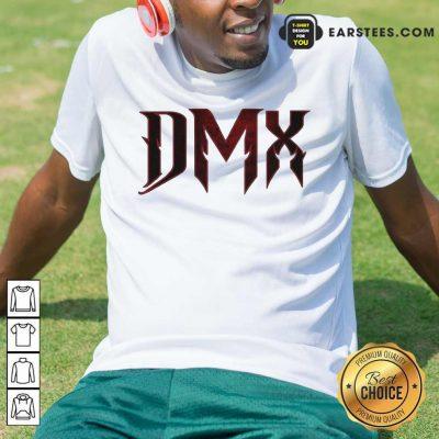 Awesome The Legend DMX Rip Shirt