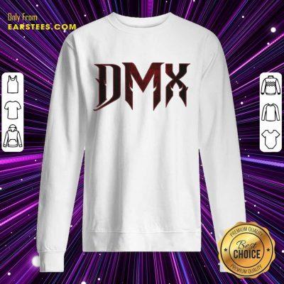 Awesome The Legend DMX Rip Sweatshirt