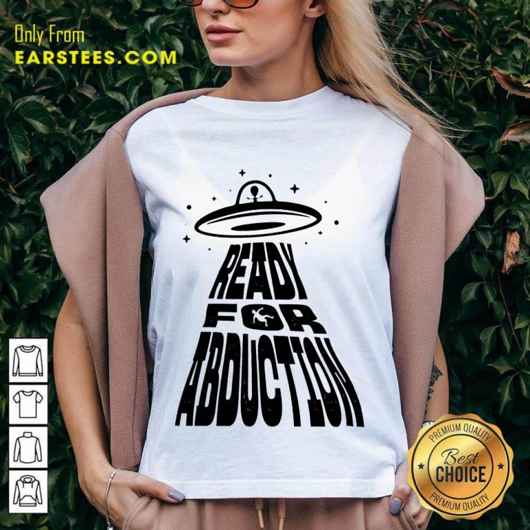 Fantastic Ready For Abduction V-Neck