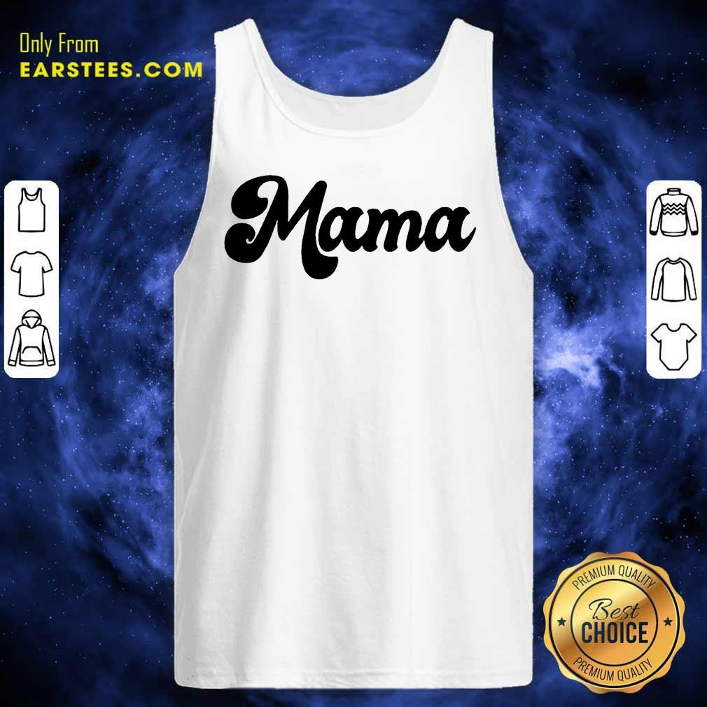 Fantastic Retro Mama 2021 Tank Top