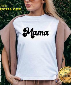 Fantastic Retro Mama 2021 V-neck