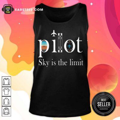 Original Pilot Sky Is The Limit Tank Top
