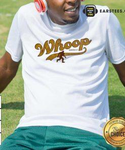 Original Squatch Bigfoot Whoop Shirt