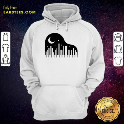 Perfect Piano And Night City Hoodie
