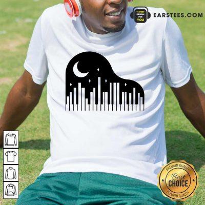 Perfect Piano And Night City Shirt