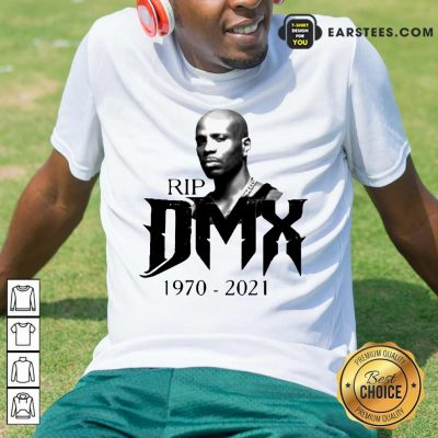 Perfect Rip DMX 1970 2021 Shirt