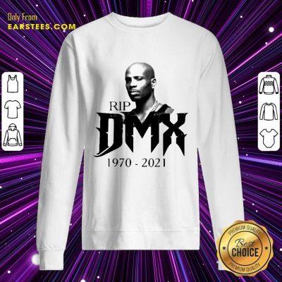 Perfect Rip DMX 1970 2021 Sweatshirt