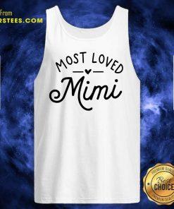 Pretty Most Loved Mimi Tank Top