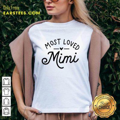 Pretty Most Loved Mimi V-neck