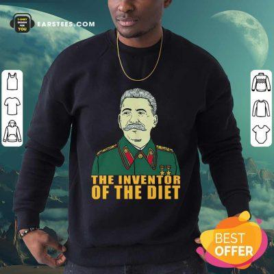 Pretty Stalin Around The Inventor Of The Diet Sweatshirt